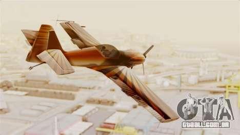 Zlin Z-50 LS para GTA San Andreas vista direita