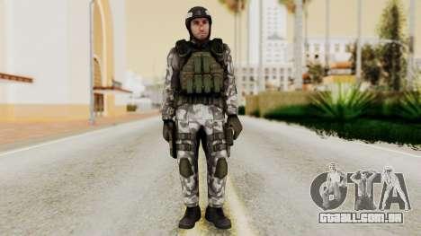 Black Mesa - HECU Marine Medic v1 para GTA San Andreas segunda tela