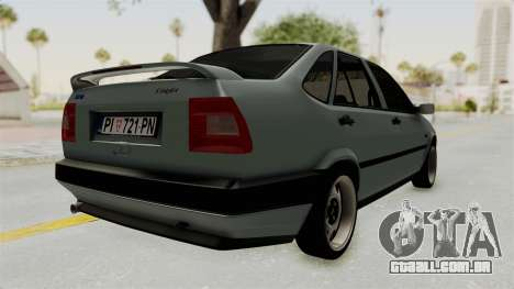 Fiat Tempra para GTA San Andreas vista direita