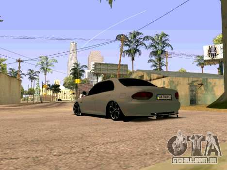 Mazda Xedos 6 para GTA San Andreas esquerda vista