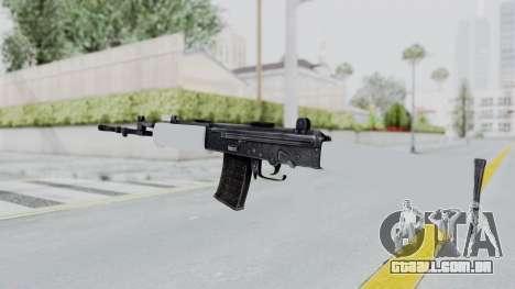 IOFB INSAS White para GTA San Andreas segunda tela