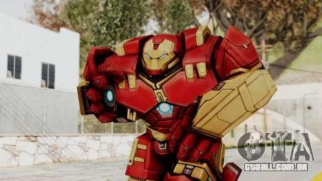 Marvel Future Fight - Hulkbuster para GTA San Andreas