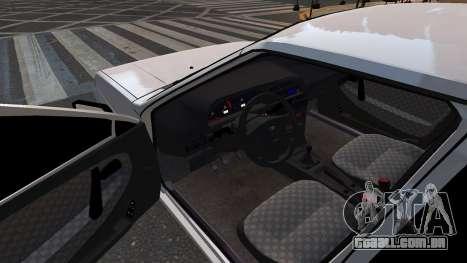 VAZ 2114 Brdoyaga para GTA 4 traseira esquerda vista