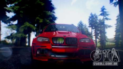 Cry ENB V4.0 SAMP NVIDIA para GTA San Andreas segunda tela