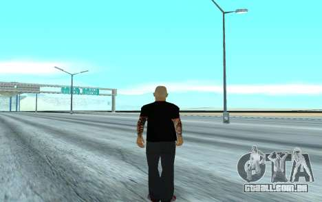 Da Nang Boy para GTA San Andreas segunda tela