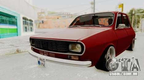 Dacia 1310 WNE para GTA San Andreas vista direita