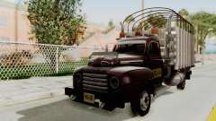 Ford 49 Con Estacas