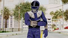 Power Rangers Time Force - Blue