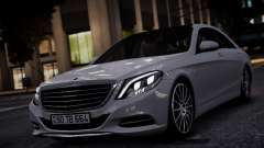 Mercedes-Benz w222