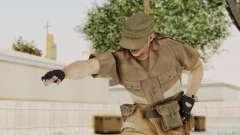 MGSV Phantom Pain CFA Soldier v2