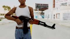 Liberty City Stories AK-47