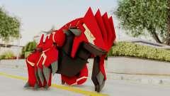 Mega Groudon
