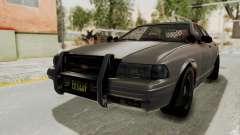 GTA 5 Vapid Stanier II Police Cruiser 2 IVF