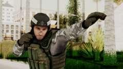 Black Mesa - HECU Marine Medic v1 para GTA San Andreas