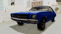 Holden Monaro GTS 1971 AU Plate IVF