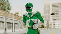 Power Rangers Lightspeed Rescue - Green para GTA San Andreas