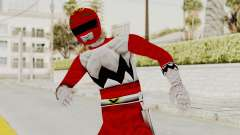Power Rangers Lost Galaxy - Red