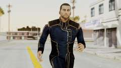 Mass Effect 3 Shepard Formal Alliance Uniform