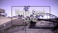 Weapon Sounds