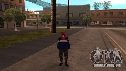 Novo v3 sem-teto para GTA San Andreas