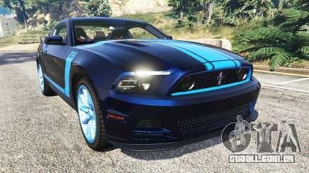 Ford Mustang Boss 302 2013 para GTA 5