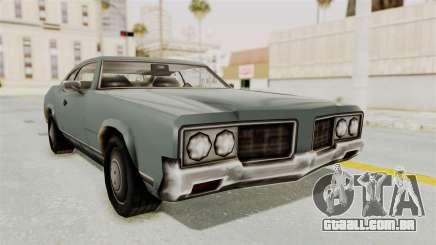 Beta VC Sabre para GTA San Andreas