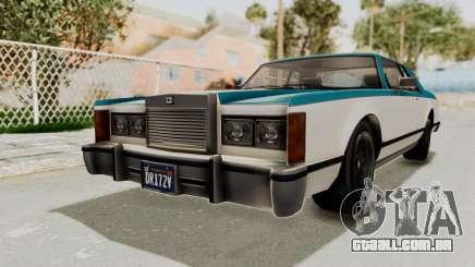 GTA 5 Dundreary Virgo Classic IVF para GTA San Andreas