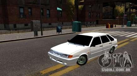 VAZ 2114 Brodyaga para GTA 4