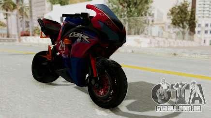 Honda CBR1000RR Mini para GTA San Andreas