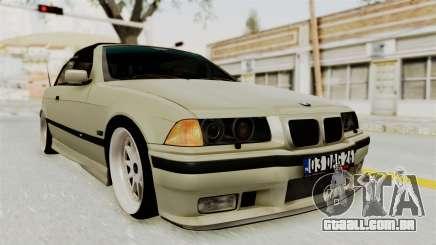 BMW 320CI E36 para GTA San Andreas