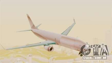 Boeing 737-3U3 Garuda Indonesia Retro para GTA San Andreas