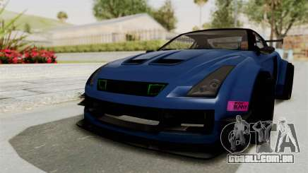 GTA 5 Annis Elegy Twinturbo Spec para GTA San Andreas
