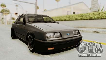 Ford Sierra Mk1 Drag Version para GTA San Andreas