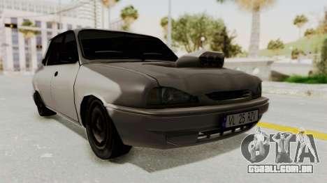 Dacia 1310 TI Tuning v1 para GTA San Andreas vista direita