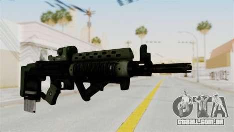 Killzone - M82 Assault Rifle para GTA San Andreas