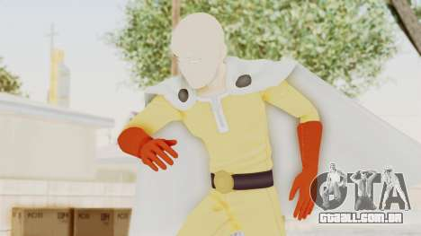 Saitama One Punch Man para GTA San Andreas