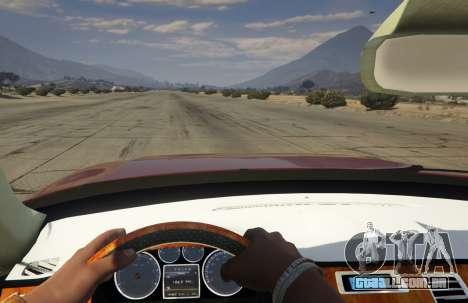 GTA 5 2014 Nissan Patrol Impul traseira direita vista lateral
