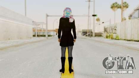 Iranian Girl Skin v2 para GTA San Andreas terceira tela