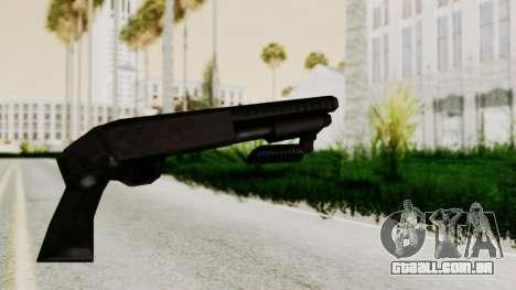 VC Stubby Shotgun para GTA San Andreas segunda tela