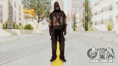 Assassins Creed Brotherhood - Executioner para GTA San Andreas segunda tela