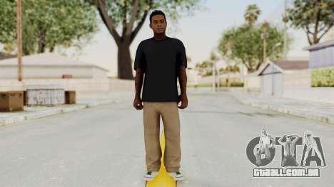 GTA 5 Lamar para GTA San Andreas segunda tela