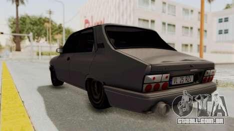 Dacia 1310 TI Tuning v1 para GTA San Andreas esquerda vista