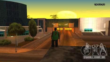 Colormod Easy Life by roBB1x para GTA San Andreas