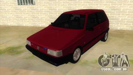 Fiat Uno S para GTA San Andreas