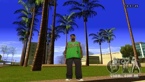 Colormod Easy Life by roBB1x para GTA San Andreas segunda tela