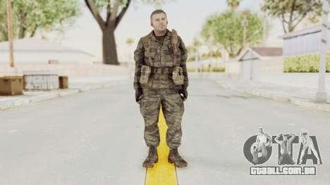 COD BO SOG Mason v1 para GTA San Andreas segunda tela