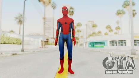 Spider-Man Civil War para GTA San Andreas segunda tela