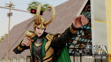 Marvel Future Fight - Loki para GTA San Andreas