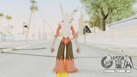Mega Blaziken para GTA San Andreas terceira tela