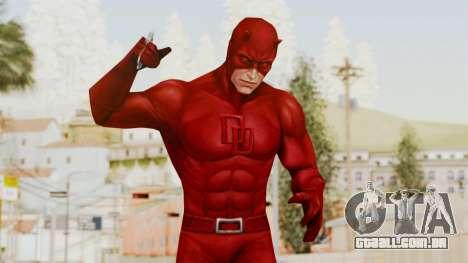 Marvel Future Fight - Daredevil para GTA San Andreas